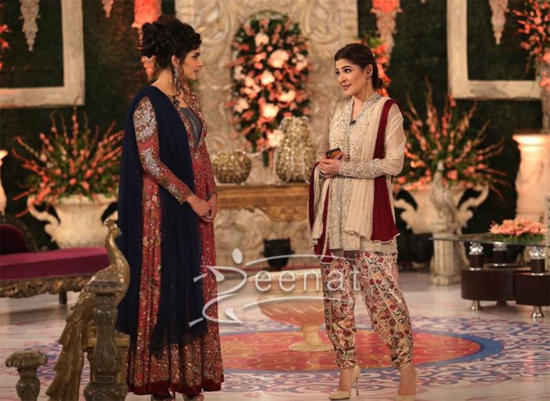 Aisha-Omer-Shehla-Chatoor | Zeenat Style