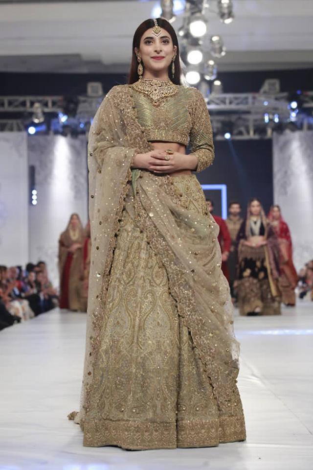 HSY Pakistani Bridal Dresses 2018 Collection