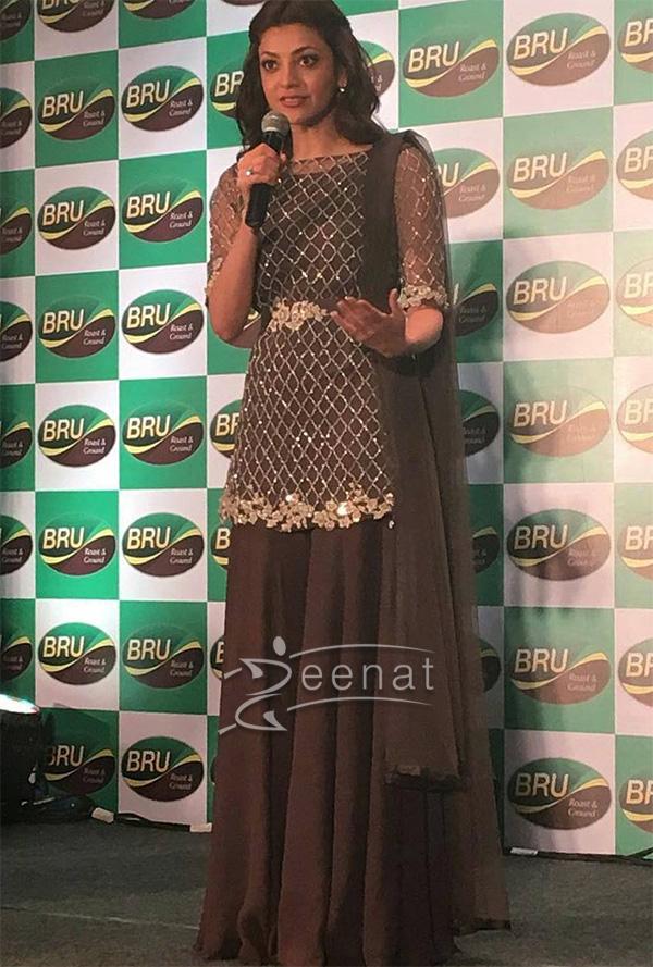 kajal-agarwal-ridhi-mehra-dress-2016