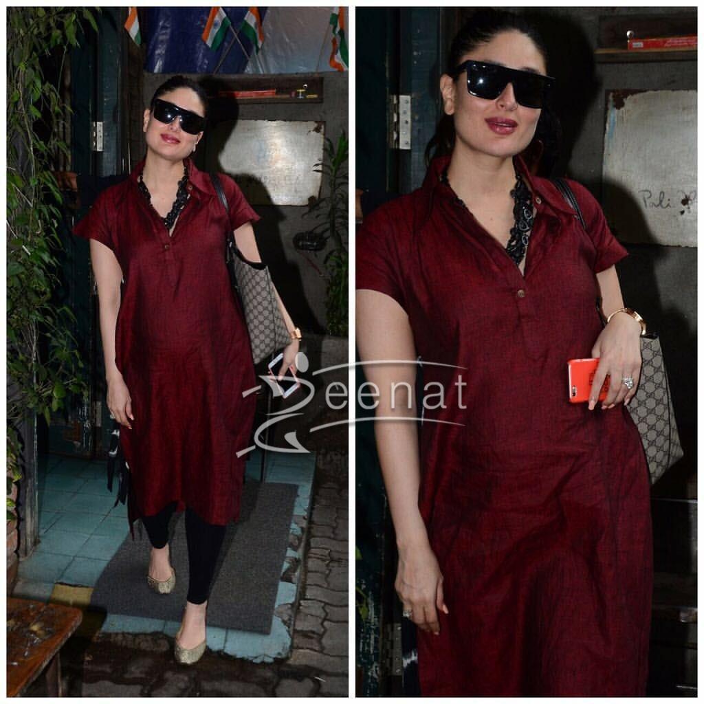 Kareena Kapoorin Chola Kurta