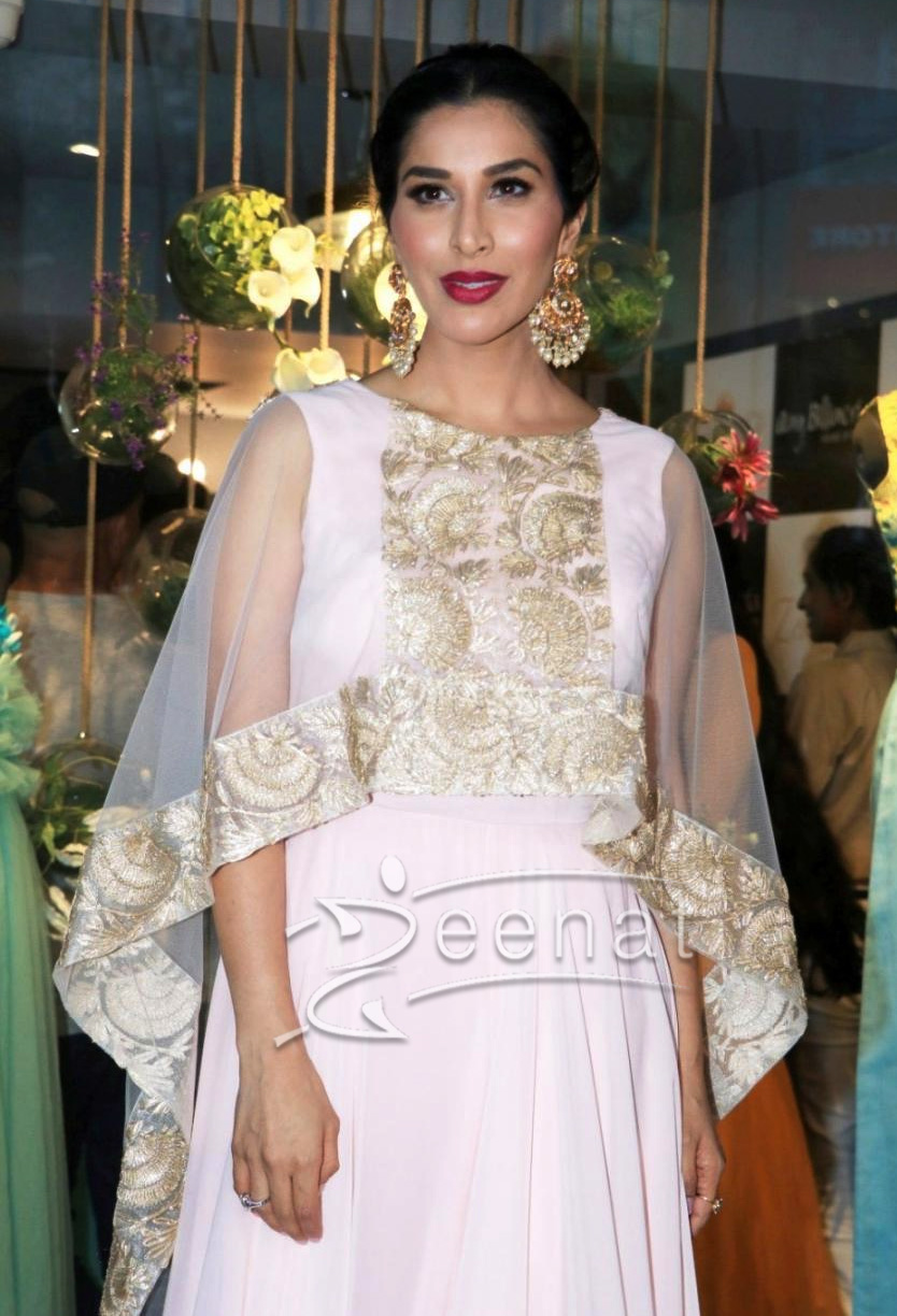Sophie Choudry in Amy Billimoria dress 3