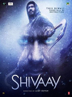 Ajay Devgan Shivaay Poster