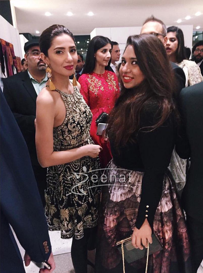 Mahira Khan in Elan at Pakistan Film Festival 2016
