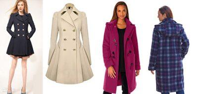 Winter coat women