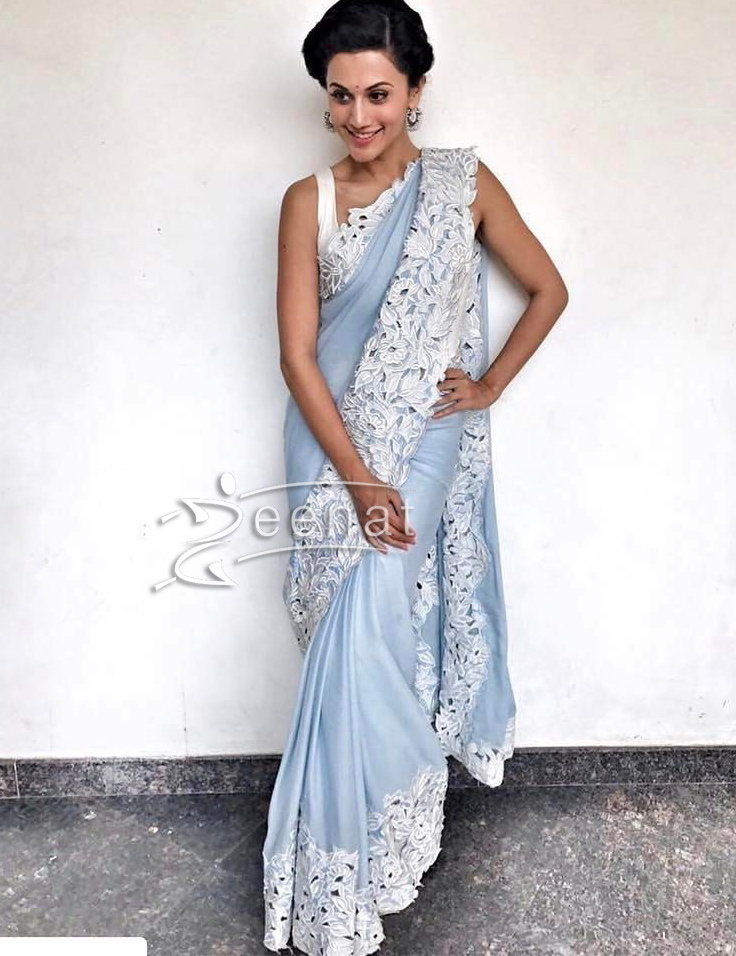 Taapsee Pannu Dazzles In Archana Rao Label