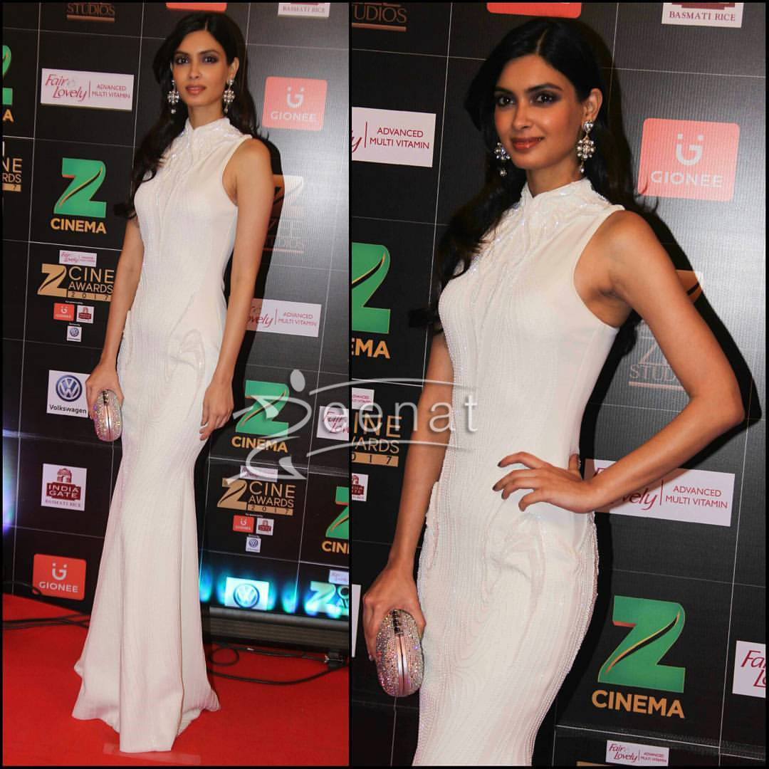Diana Penty In Gaurav Gupta Dress