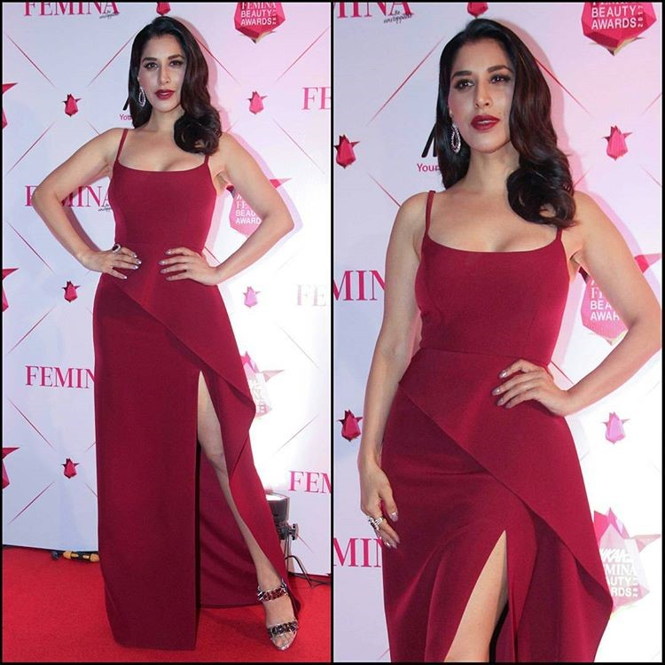 Star Studded Affair Nykaa Femina Beauty Awards 2017 #NFBA2017
