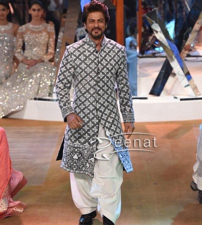 Bollywood Celebrities at Manish Malhotra's Mijwan Summer 2017 Show