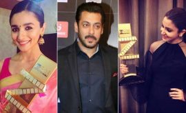 Bollywood Celebrities at Zee Cine Awards 2017