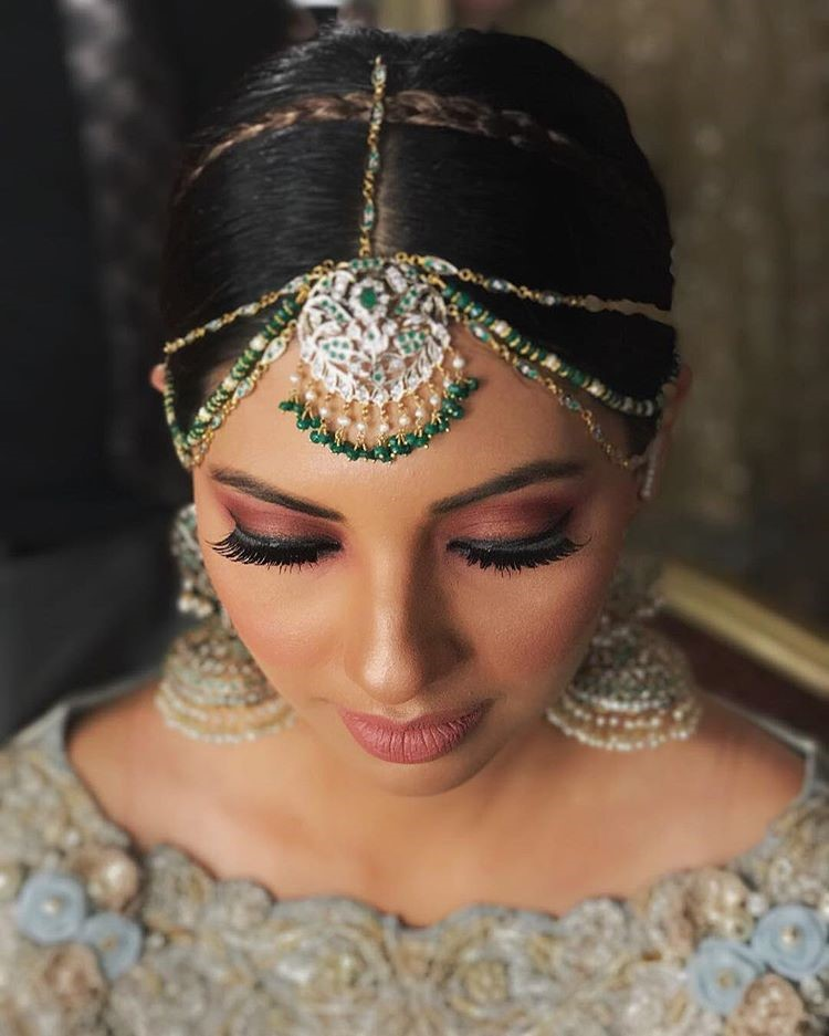 Bridal Makeup and Bridal Jewellery from #QHBCW17 (10)
