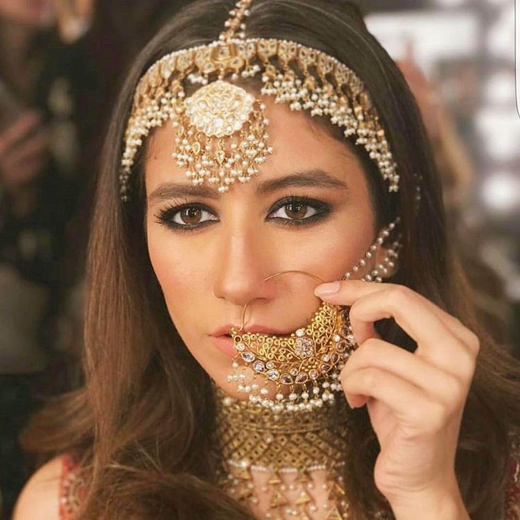 Bridal Makeup and Bridal Jewellery from #QHBCW17 (13)
