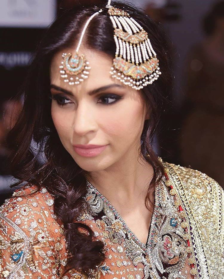 Bridal Makeup and Bridal Jewellery from #QHBCW17 (16)