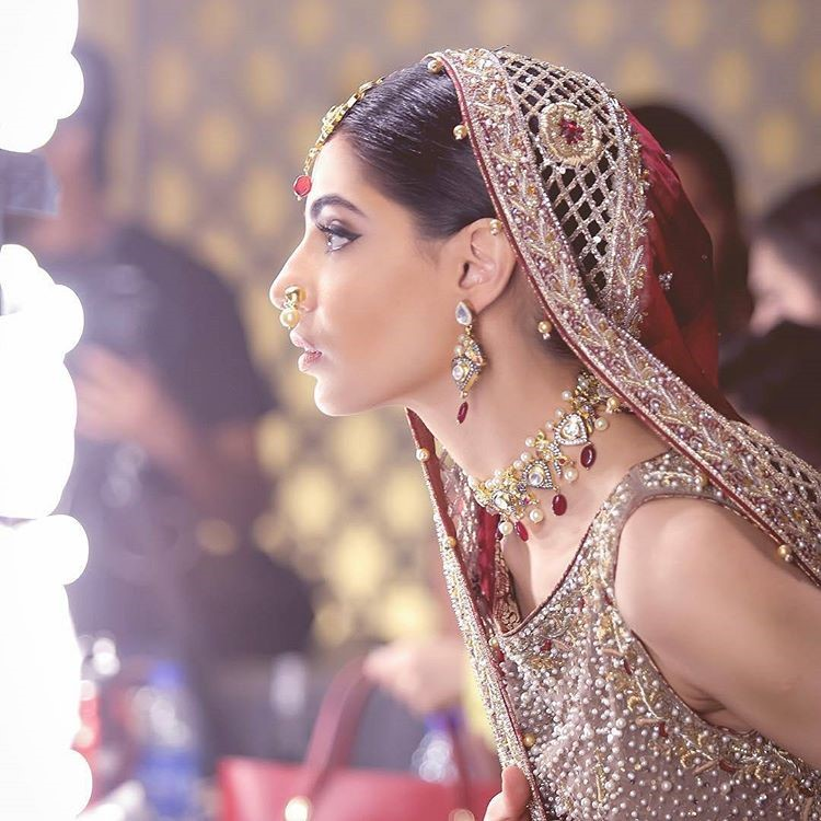 Bridal Makeup and Bridal Jewellery from #QHBCW17 (2)