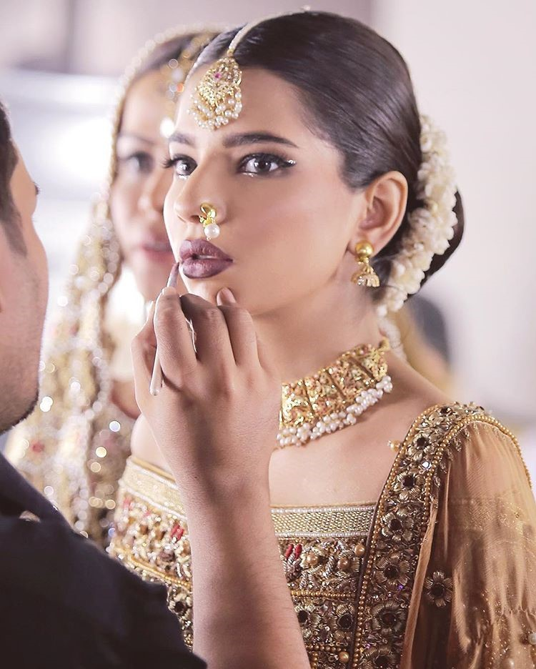 Bridal Makeup and Bridal Jewellery from #QHBCW17 (9)