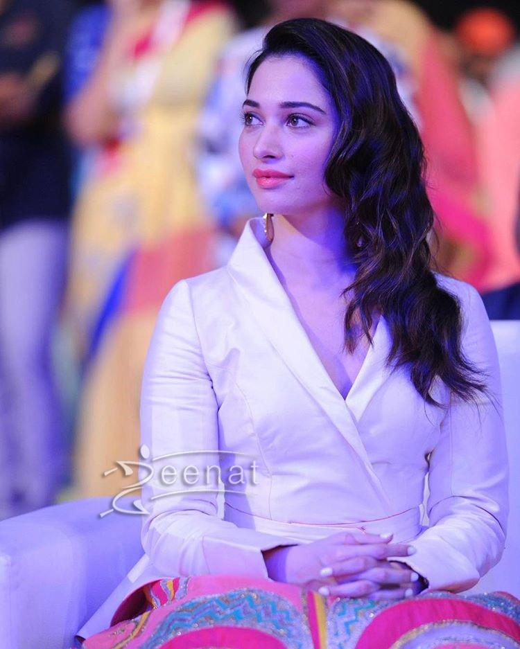 Tamannah Bhatia BahiBali 2 Trailer Launch