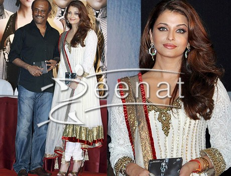 Aishwarya Indian Anarkali Style