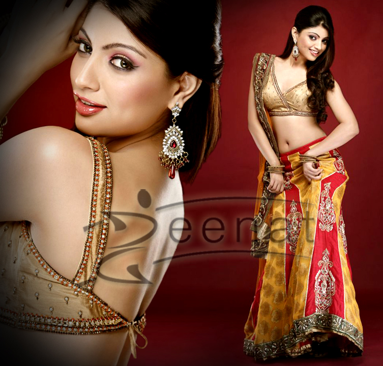 Akanksha Bollywood Lehenga Style