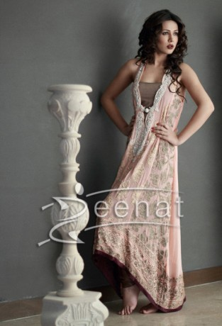 Ayyan Designer Capri Kameez