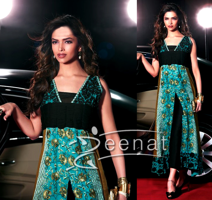 Deepika Padukone Firdous Lawn Collection