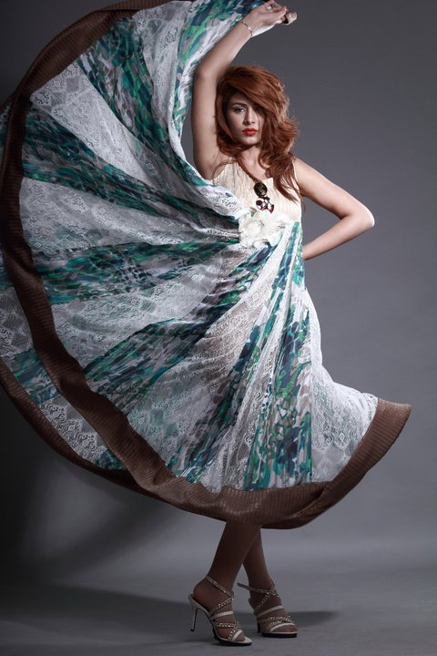 Designer Frocks | Design Lounge Latest Collection 2011