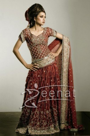 Fia Bridal Wear Lehenga Choli