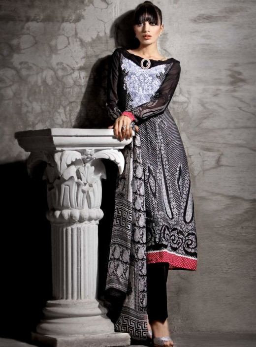 Gul Ahmed Collection 2011 Rabia Butt