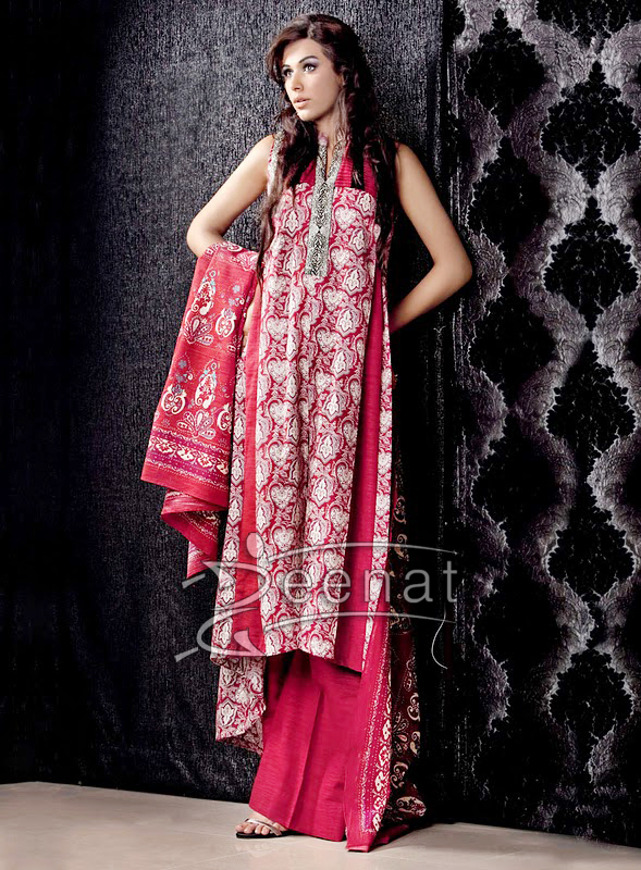 Gul Ahmed Prints Collection 2011 on Ayyan