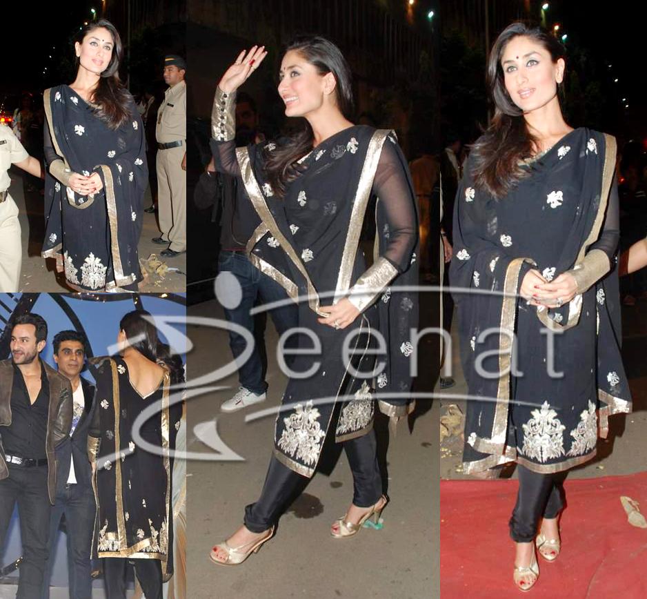 Kareena Designer Churidar Salwar Kameez