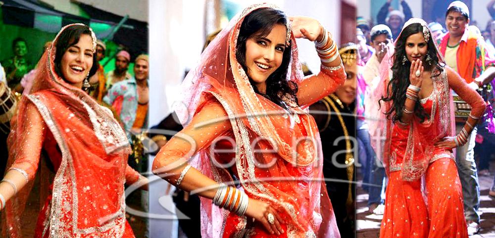 Katrina Kaif Gharara Style