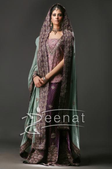 Embellished Bridal Lehenga Choli