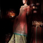 Lehenga Choli By Maria B Bridal Collection 2011
