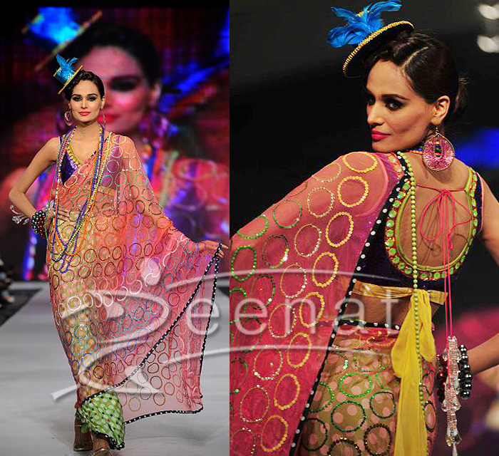 Mehreen Syed Shines Like Star