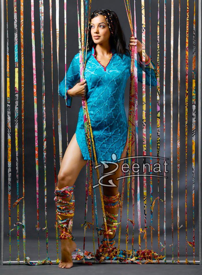 Indian Ladies Kurti Style