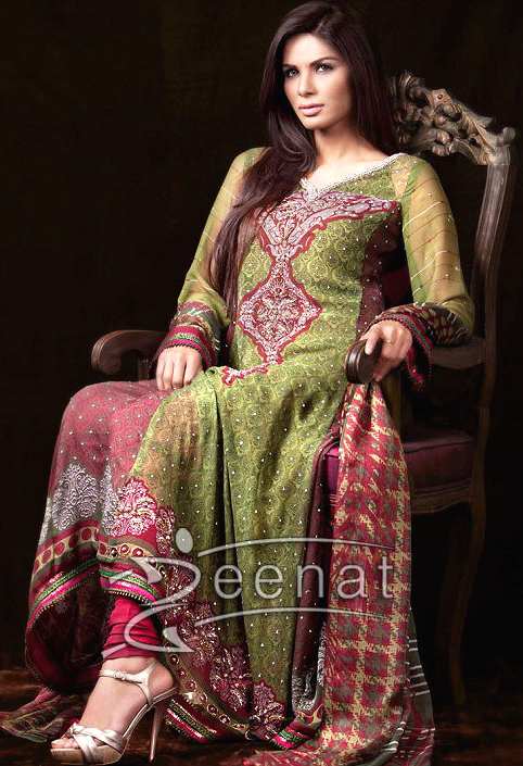 Neha Ahmed Gul Ahmed Collection
