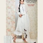 Nisha Paul In Bareeze Embroidered Collection
