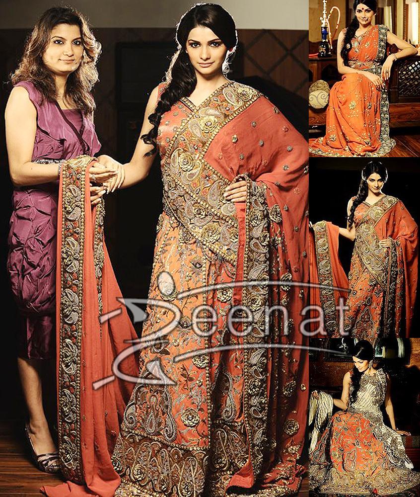 Prachi Indian Designer Saree