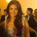 Priyanka In Designer Saree