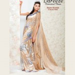 Rabia Butt In Pakistani Bareeze Embroidered Collection