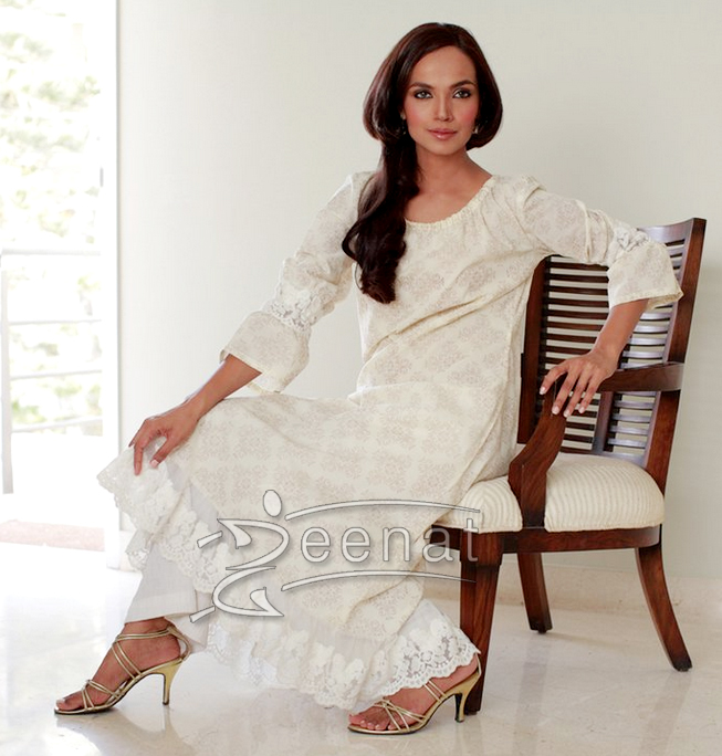 Sheep Spring Summer Collection Aamina Sheikh