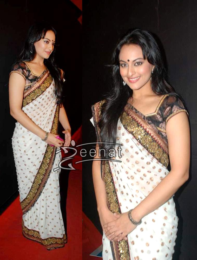Designer Brocade Indian Saree