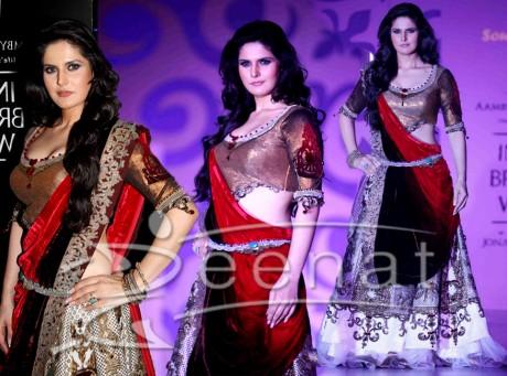 Zarine Designer Sizziling Lehenga Choli Style