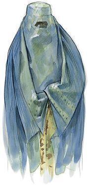 The Real Burqa