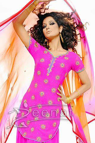 Gia Ali Punjabi Salwar Kameez Designs