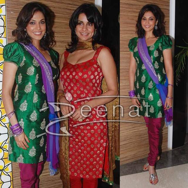 Indian Churidar Salwar Kameez Designs 2010