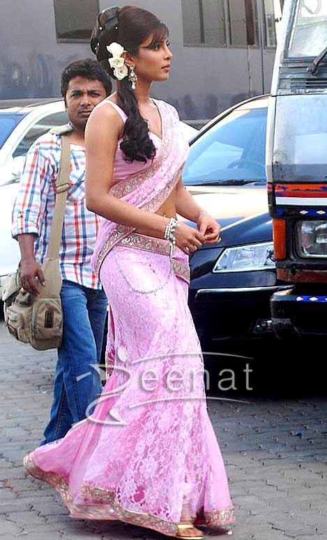 Priyanka Chopra Lehenga Sarees
