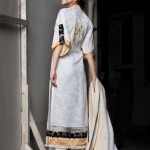 Parallel Suit | Mahnoush Summer Collection 2011