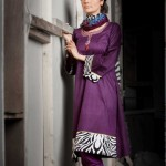 Purple Parallel Dress | Mahnoush Summer Collection