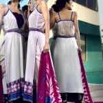 Pakistani Printed Lawn | Mahnoush Summer Lawn Collection 2011-12