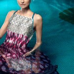 Pakistani Clothing | Mahnoush Summer Lawn Collection 2011