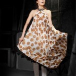 Printed Designer Top | Mahnoush Summer Collection 2011